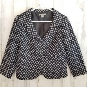 Ann Taylor Cropped Jacket